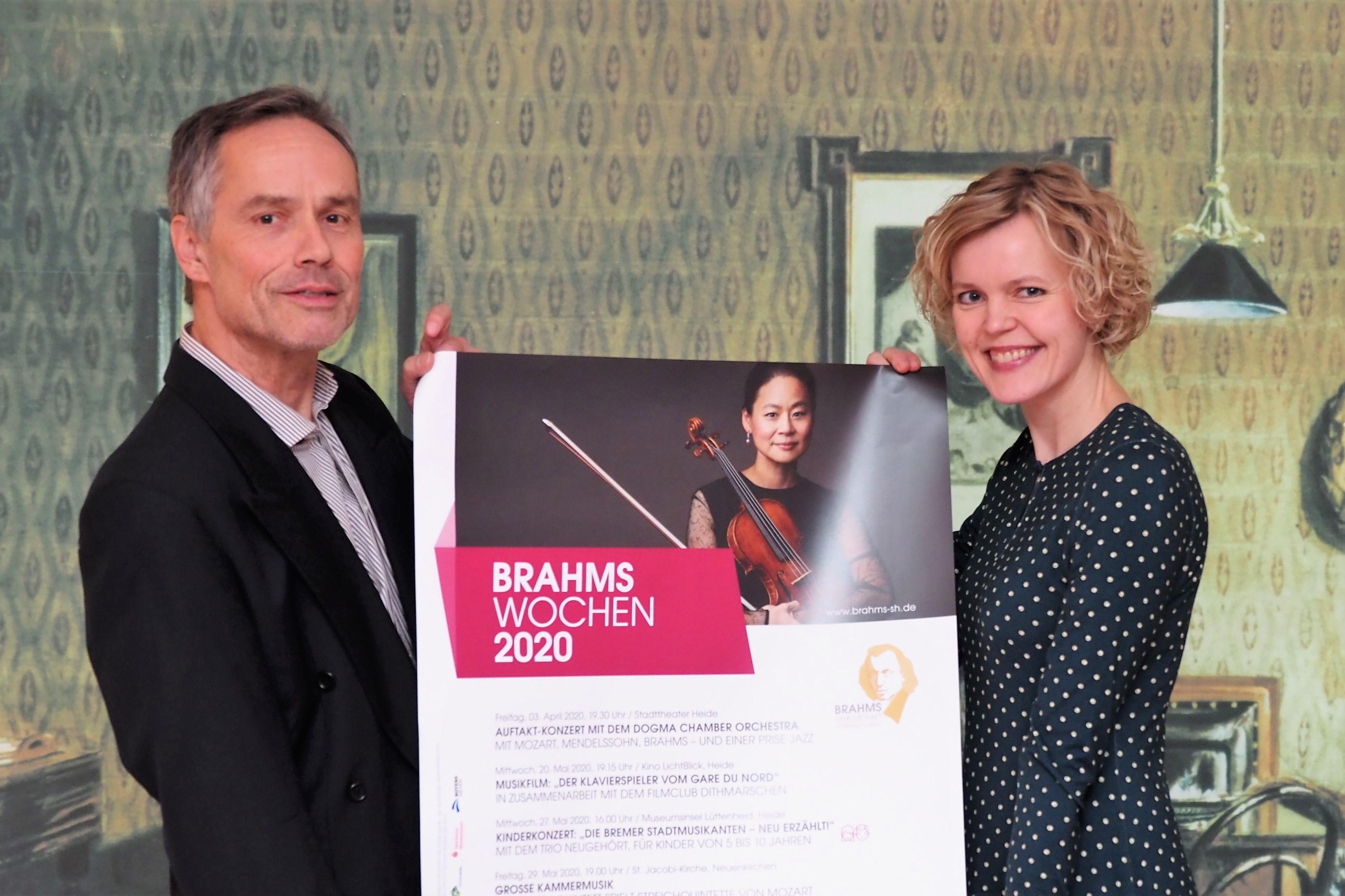 ACHTUNG: Brahms-Wochen abgesagt