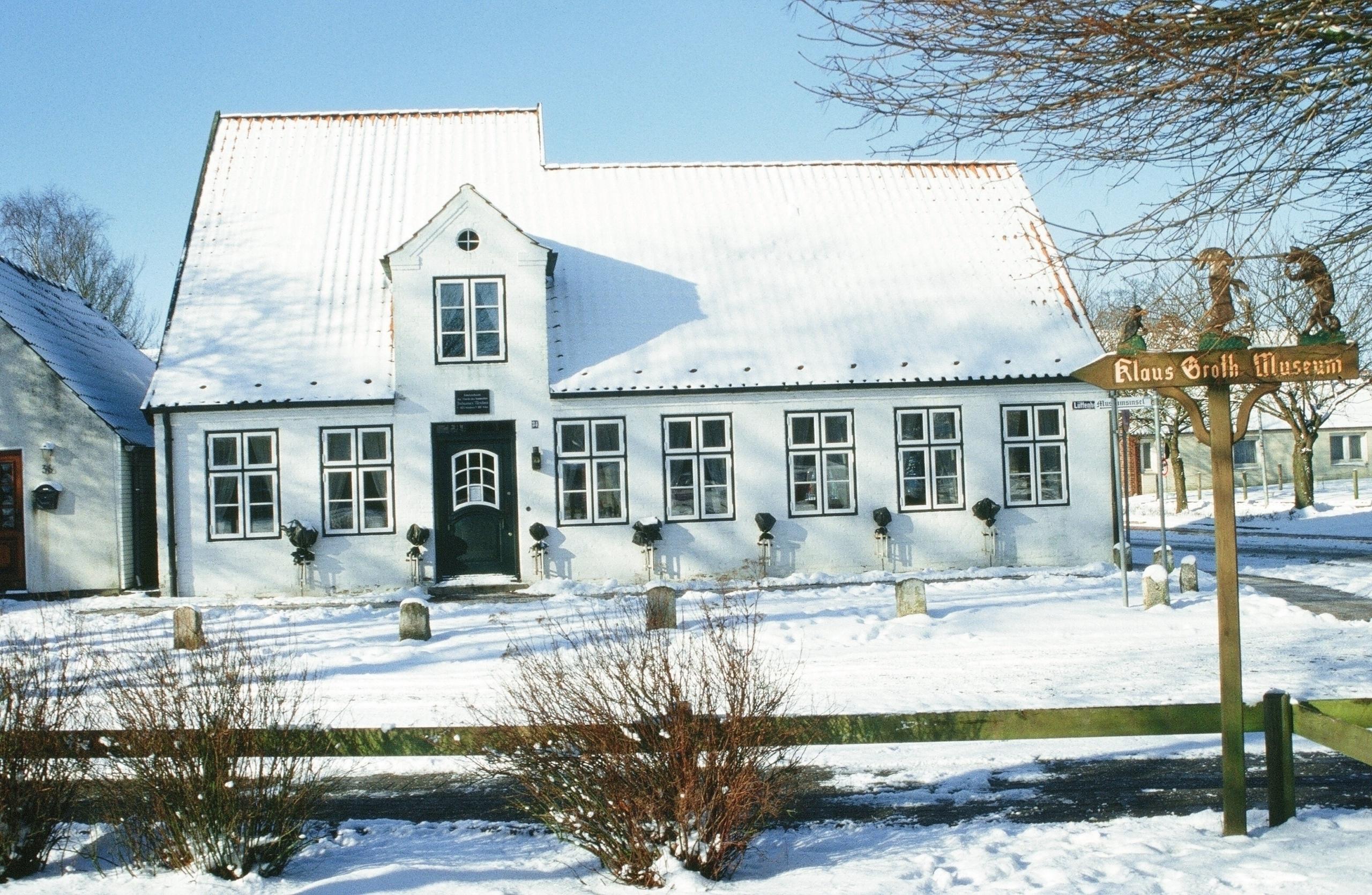 Brahms-Haus geht in die Winterpause